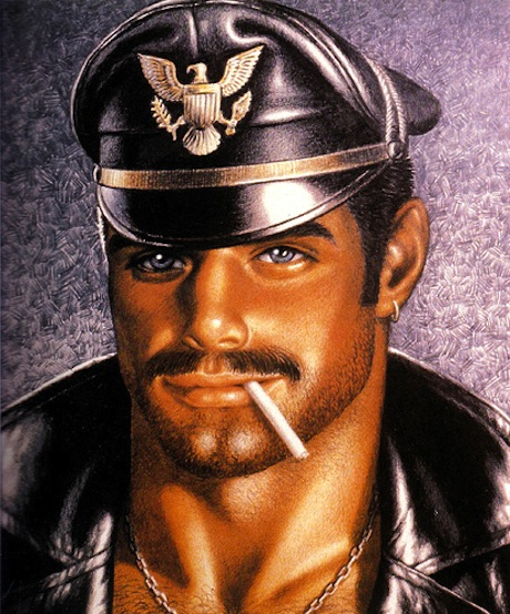 Interiors by Tom of Finland