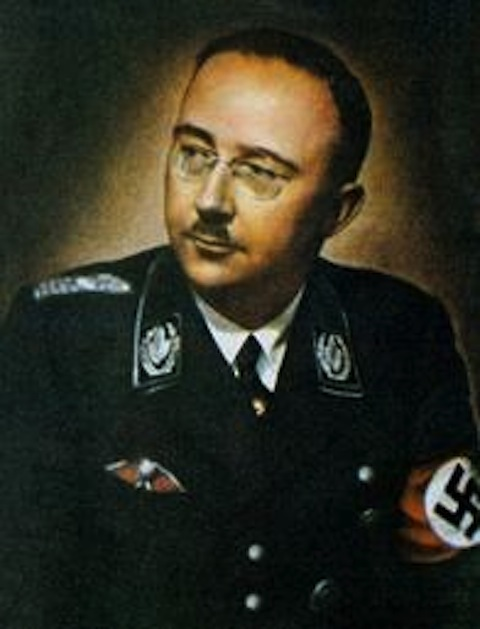 Himmler: he loved nature, furry animals and organic food