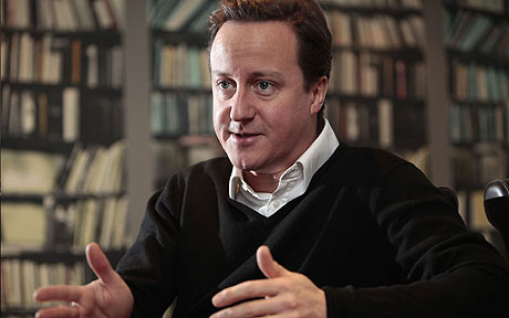 Cameron: an apology (Photo: Rii Schroer)